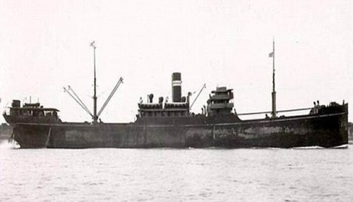 SS Gairpossa