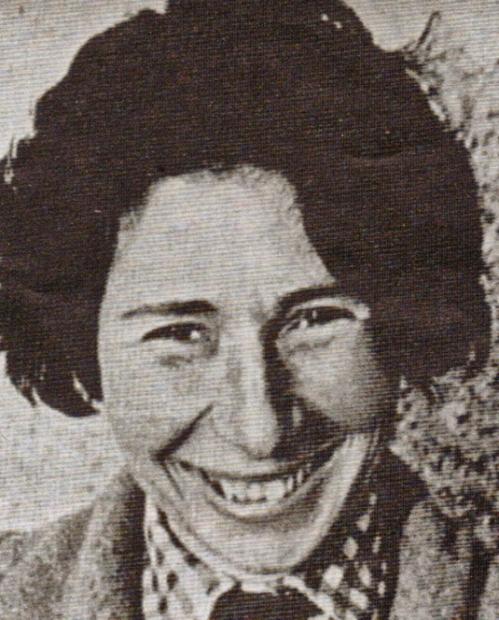 Sonya in 1930