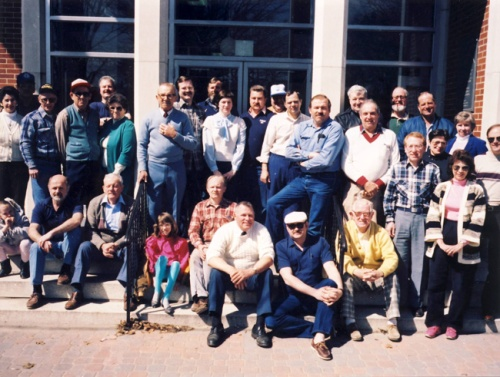 FMDAC delegates, meeting 1987....greatest group of TH'ers ever