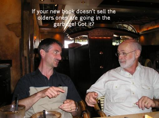 Nigel Ingram (Regton, Ltd.) and I....