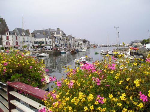 Le Croisic, France, circa 2005