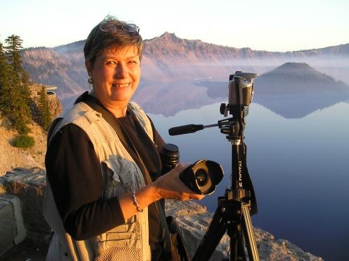Fay, Crater Lake, 2010