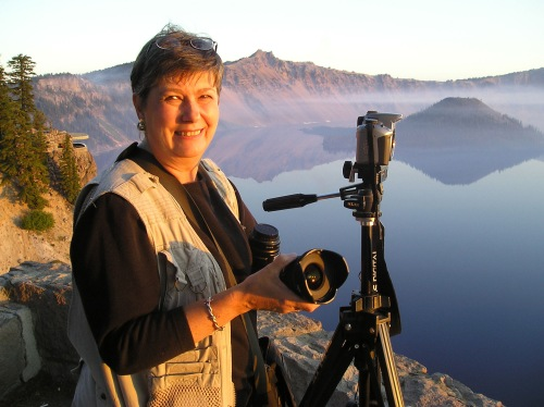 Fay, Crater Lake, 2010