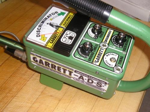 Garrett Ground Hog VLF/TR