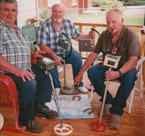 Richard, Keith and Hunter