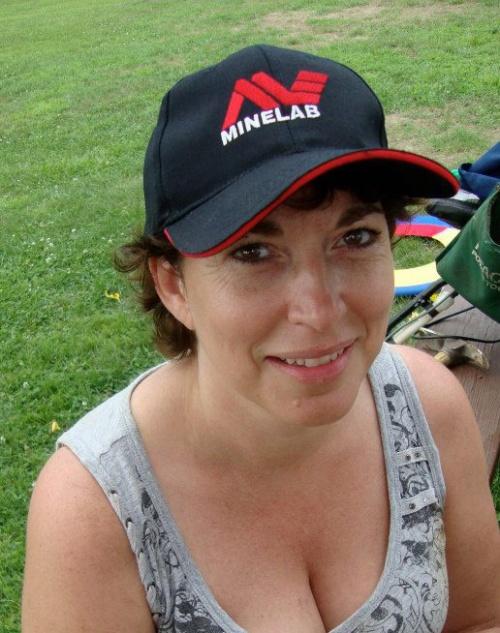 Allyson Cohen, a.k.a. Detectorista