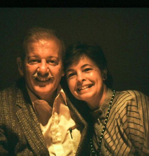 Joe and Irene, 1986...