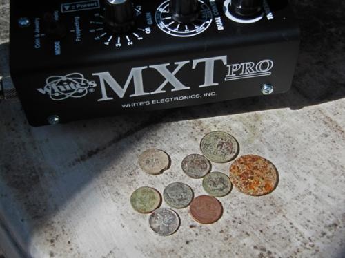 MXT finds....