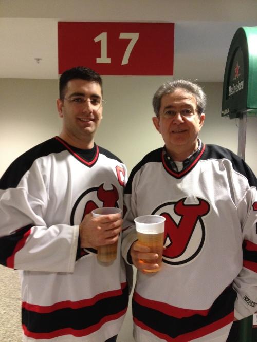 Big Tony and his son Jon.....