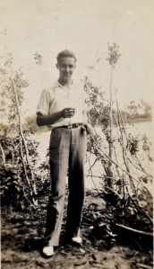 Early photo....My dad