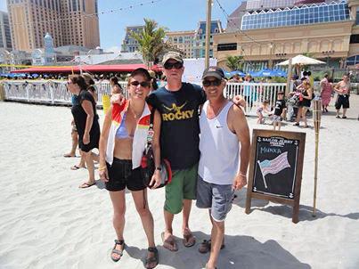 Gretchen, Dave & Ron