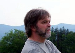 "Bob Sickler, author of ""The Detectorist"""