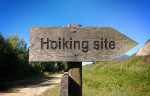 Hoiking