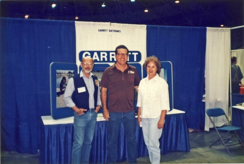 With Jack & Myrna, Lost Treasure Classic, Tulsa, Oklahoma