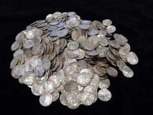 Saxon coins
