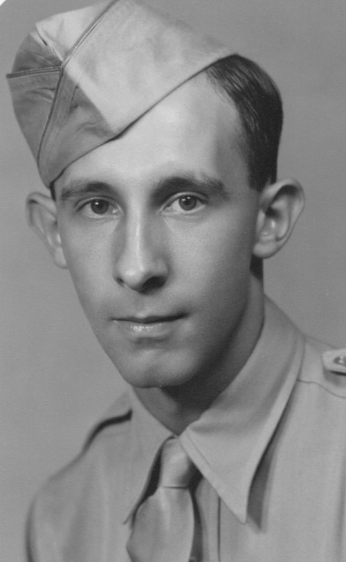 Edwin in 1942