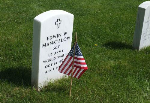 Edwin's last resting place