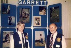 Bob Podhraaky & Dick Stout