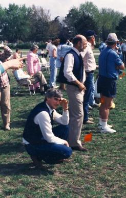 Bob Podhrasky and Dick Stout