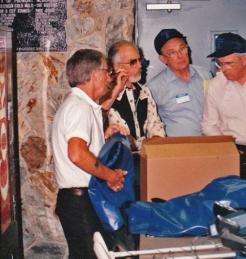 Bill Smith, Jimmy Sierra, Dick Walker