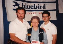 Paul with the late Sondra & Michael Bernzweig