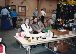 The late Sondra Bernzweig & Gary Bishke.