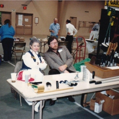 The late Sondra Bernzweig & Gary Bishke.